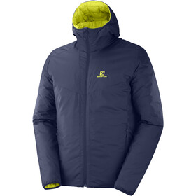 Salomon Drifter Loft Hoodie Men night sky